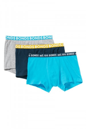 Boys Fun Pack Trunk 3 Pack