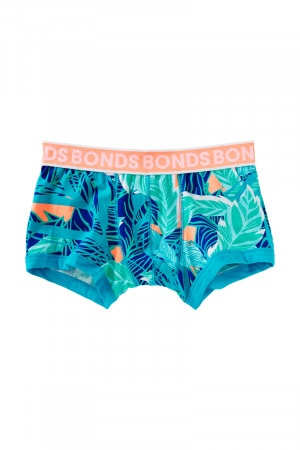 Bonds Boys Fit Trunk Print 75 UY9W1A 75D