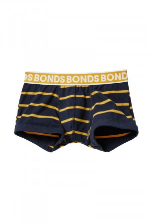 Bonds Boys Fit Trunk Stripe 01