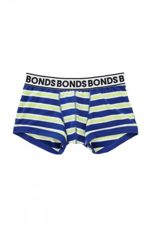 Bonds Boys Fit Trunk Stripe 43 UY9X1A 43R