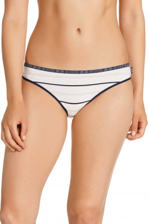 Bonds Hipster Bikini Original Stripe Navy