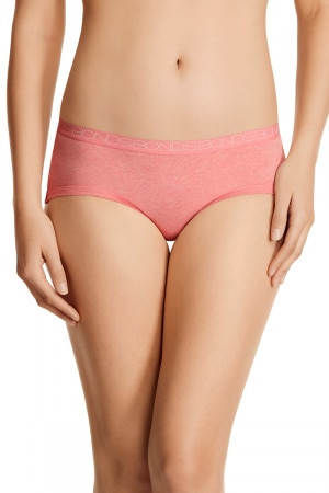 Bonds Cottontails Midi Surf Wash Blushing Rose