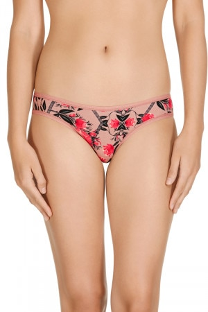 Bonds Comfytails Bikini Blush Blooms WWEWA 5BE