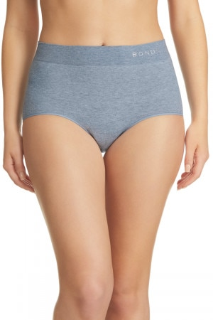 Bonds Comfytails Side Seamfree Full Brief Denim Marle