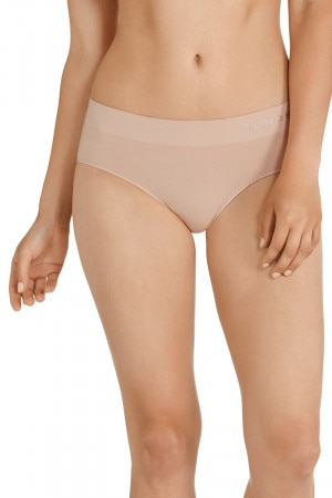Bonds Comfytails Side Seamfree Midi Base Blush
