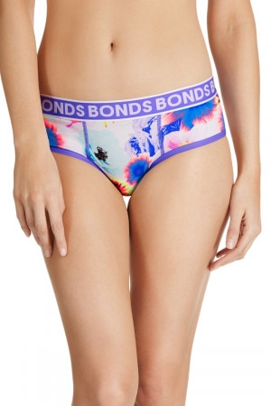 Bonds Hot Shortie Petal Power