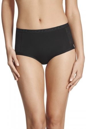 BONDS Invisitails Lace Full Brief Black WX8UA BAC
