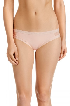 Bonds Invisitails Lace Bikini Base Blush WX8WA GDU