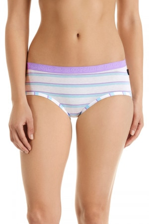 Bonds Hipster Boyleg Stripe Seaside Stripe Cloud WXJWA 60M