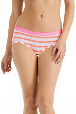 Bonds Hipster Boyleg Stripe Seaside Stripe Paradise Punch WXJWA 62M