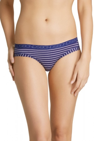 Bonds Invisitails Bikini Culture Collector Stripe