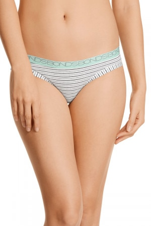 Bonds Cottontails Bikini Between The Lines