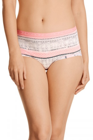 Bonds Invisitails Full Brief Burleigh Stripe