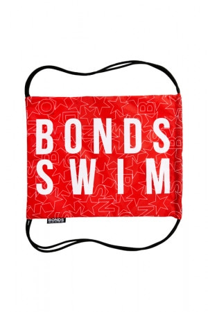 Bonds Beach Bag Bonds Star Red ZYYEI 7EP
