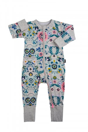 Bonds Zip Wondersuit Gypset Garden BZBVA 2BV