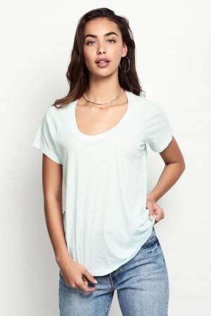 The Scoop Tee