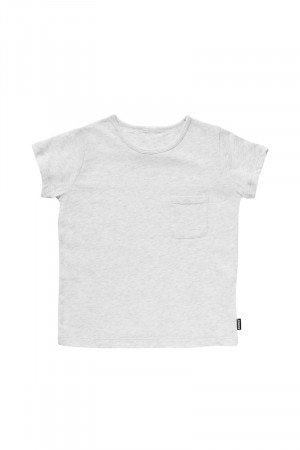 Kids Jersey Pocket Tee