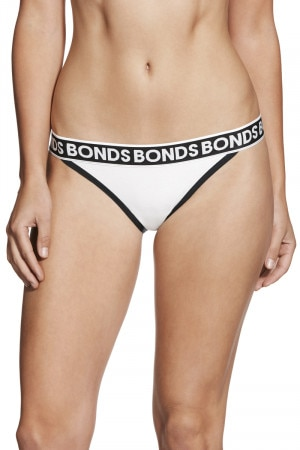 Bonds Cotton String Skimpy White WX6YA WIT