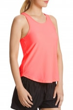 Bonds Mesh Tank Pink Pop