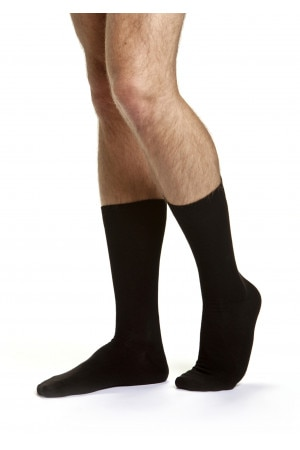 Bonds Mens Everyday Crew Socks 3pk Black