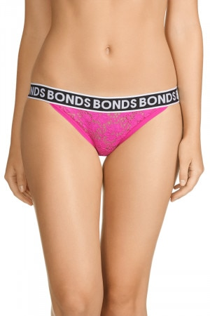 Bonds String Skimpy Luxe Berry