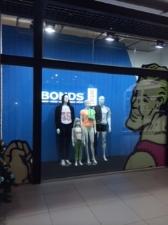 Bonds Outlet Birkenhead Point