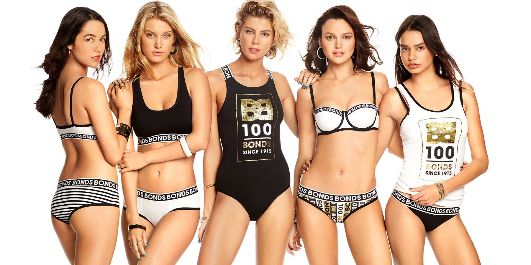 BONDS100 WOMENS RANGE