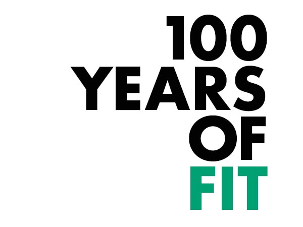 100 YEARS OF FIT