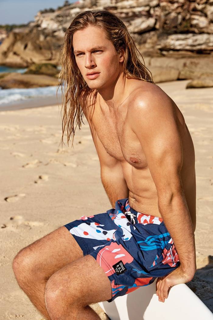 Bonds Funskull boardies by Elliott Routledge