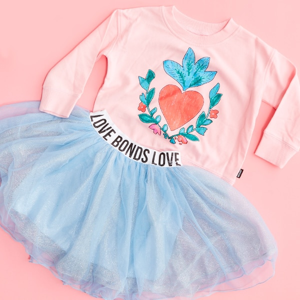 Kids Girls Tutu