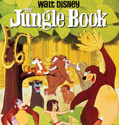 50 years of the Jungle Book