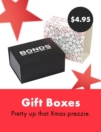 Gift Boxes - Pretty up that Xmas prezzie.