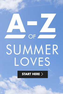 A-Z of Summer Loves