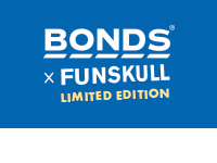 Men's Funskull Boardies