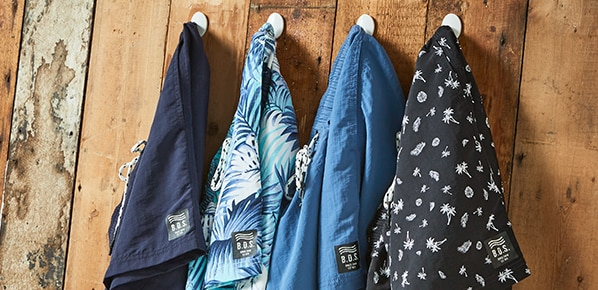 Beach to BBQ - Men's Boardies